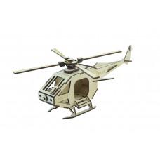 Lemmo 3д пазл вертолет «Полиция» купить