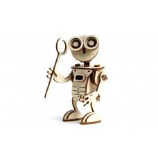 "Lemmo 3д пазл робот ""Сан"" купить"