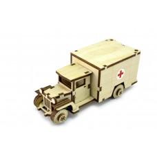 Lemmo 3д пазл советский грузовик ЗИС-5м купить