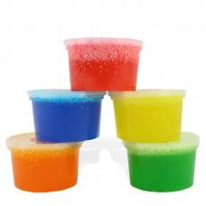 Слайм Glossy Slime с шариками
