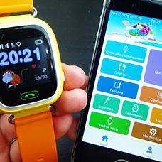 Оригинальные детские GPS часы – ребенок счастлив, родители спокойны