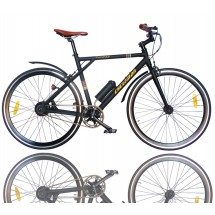 "Легкий Электровелосипед Cycleman Runner 200W (28"")"