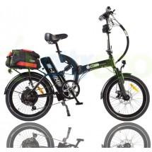 """Электровелосипед Eltreco TT Lux 500W (20"""")"""
