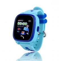 Детские водонепроницаемые GPS-часы GW400s