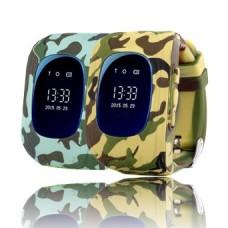 Умные часы Smart baby watch Q50 Хаки