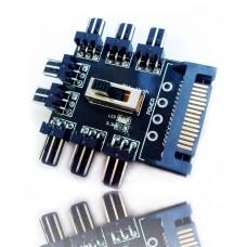Коннектор для подключения кулеров SATA