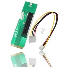 Переходник M.2/PCI-e Express