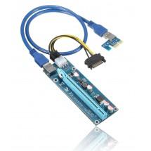 Райзер USB 6pin v.006C