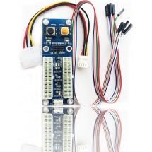Синхронизатор запуска 3 PSU/Sync Adapter + кнопки