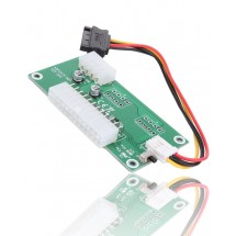 Синхронизатор запуска 2 ATX блоков питания - Dual PSU/Sync Adapter
