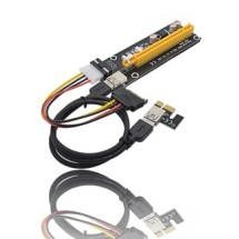 Райзер USB 4pin v.006