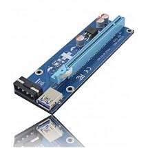 Райзер USB 4pin v.006C