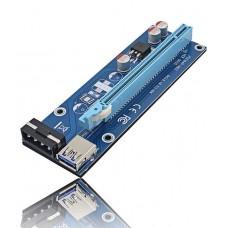 Райзер USB 4pin