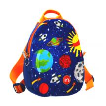 """Детский маленький рюкзак """" Космос """""""