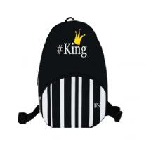 """Большой рюкзак """"#King"""""""