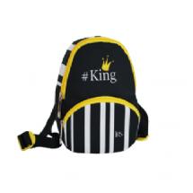 """Детский маленький рюкзак """"#King"""""""