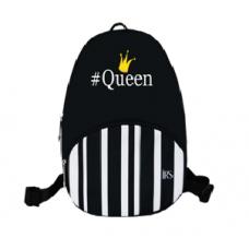 """Большой рюкзак """"#Queen"""""""