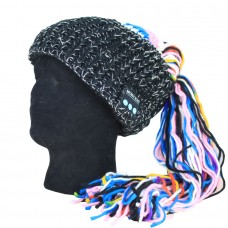 Беспроводная Bluetooth шапка-гарнитура